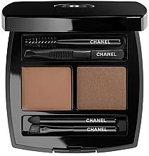 Духи, Парфюмерия, косметика Набор для макияжа бровей - Chanel La Palette Sourcils