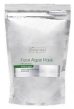Parfumuri și produse cosmetice Mască Alginată de reîntinerire cu Spirulină pentru față - Bielenda Professional Algae Spirulina Face Mask (rezervă)