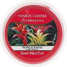 Parfumuri și produse cosmetice Ceară automată - Yankee Candle Tropical Jungle Easy Melt Cup
