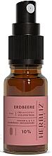 """Parfumuri și produse cosmetice Ulei spray pentru gură """"Căpșună"""" 10% - Herbliz CBD Oil Mouth Spray 10%"""