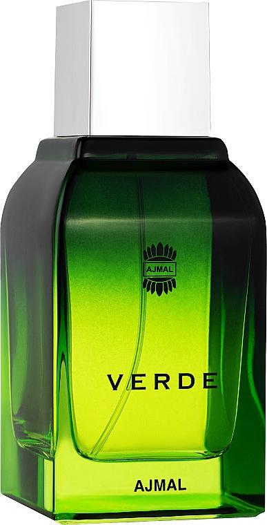 Ajmal Verde - Apă de parfum