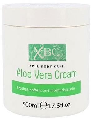 Cremă pentru corp - Xpel Marketing Ltd Body Care Aloe Vera Cream — Imagine N1