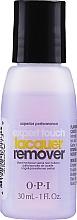 Parfumuri și produse cosmetice Soluție pentru îndepărtarea ojei, cu aromă de citrice - O.P.I Expert Touch