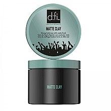 Parfumuri și produse cosmetice Argilă pentru păr - Revlon D:fi Matte Clay