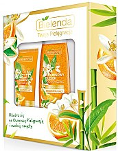 Parfumuri și produse cosmetice Set - Bielenda Your Care Regenerating (peeling/200ml + b/oil/400g)