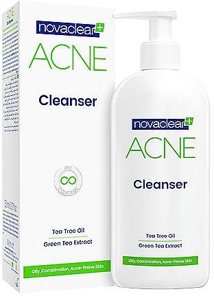 Gel de curățare pentru față - Novaclear Acne Cleanser