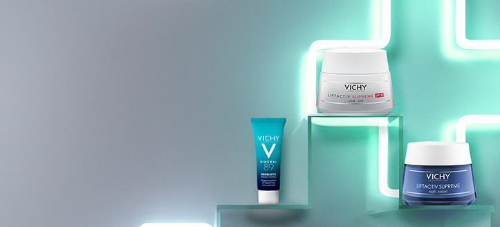 La achiziționarea dermatocosmeticelor promoționale pentru față, primești cadou MINÉRAL 89 PROBIOTIC FRACTIONS 10ml.