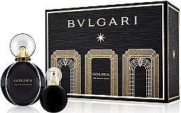 Parfumuri și produse cosmetice Bvlgari Goldea The Roman Night - Set (edp/50ml + edp/15ml)