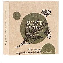 """Parfumuri și produse cosmetice Săpun natural """"Eucalipt"""" - Essencias De Portugal Senses Eucalyptus Soap With Olive Oil"""