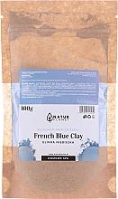 Parfumuri și produse cosmetice Mască de față - Natur Planet French Blue Clay
