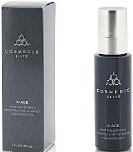 Parfumuri și produse cosmetice Cremă faciala hidratantă - Cosmedix Elite X-Age Moisturizer