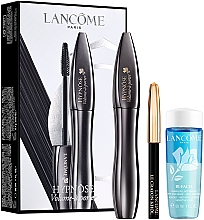 Parfumuri și produse cosmetice Set - Lancome Hypnose Volume-A-Porte (mascara/6.5ml + pencil/0.7g + demaq/30ml)