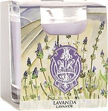 Parfumuri și produse cosmetice Lumânare aromată - La Florentina Scented Candle Lavender