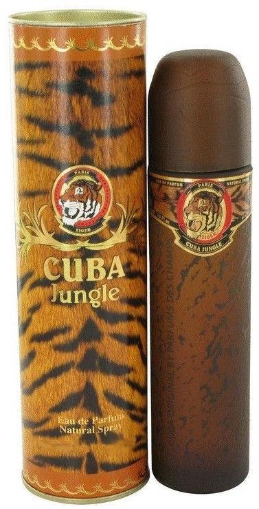 Cuba Cuba Jungle Tiger - Apa parfumată