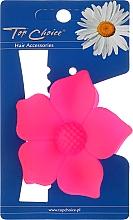 Parfumuri și produse cosmetice Agrafă de păr 24344, roz - Top Choice