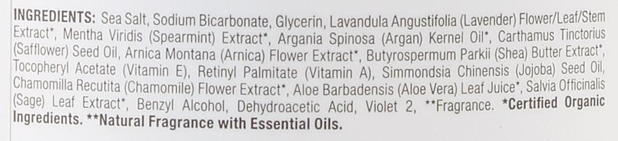 Sare de mare - BCL SPA Jasmine Lavender Salt Soak — Imagine N3