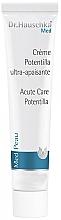 Parfumuri și produse cosmetice Gel calmant pentru corp - Dr. Hauschka Acute Care Cream Potentilla