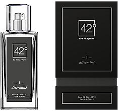 Parfumuri și produse cosmetice 42° by Beauty More I Determine - Apă de toaletă