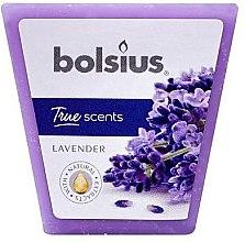"""Parfumuri și produse cosmetice Lumânare parfumată """"Lavandă"""", 47/47 mm - Bolsius True Scents Candle"""