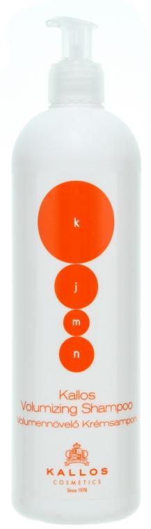 Șampon de păr - Kallos Cosmetics Volumizing Shampoo