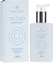 Parfumuri și produse cosmetice Balsam pentru păr gras - Halier Re:hab Conditioner