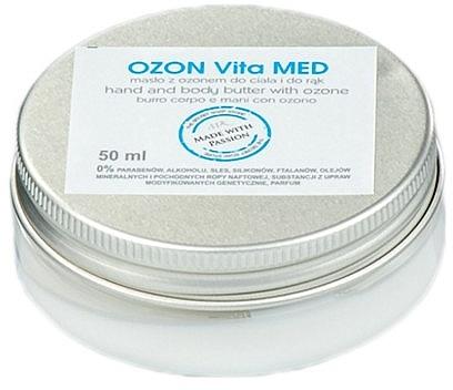 Масло для тела и рук - The Secret Soap Store Ozon Vita Med — фото N1