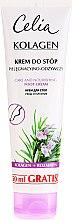 Parfumuri și produse cosmetice Cremă nutritivă pentru picioare - Celia Collagen Foot Cream