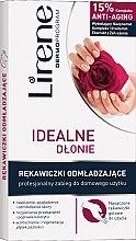 Parfumuri și produse cosmetice Mănuși-mască pentru mâini - Lirene