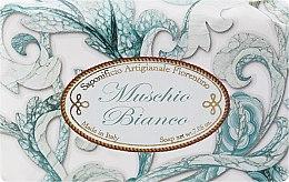 """Parfumuri și produse cosmetice Săpun de toaletă """"Mosc alb"""" - Saponificio Artigianale Fiorentino White Musk"""