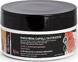 Parfumuri și produse cosmetice Mască nutritivă pentru păr - Bio Happy Jungle Infusion Nourishing Hair Mask