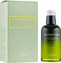Parfumuri și produse cosmetice Emulsie hidratantă cu extract de aloe - The Skin House Aloe Fresh Emulsion