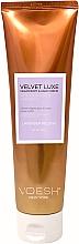 Parfumuri și produse cosmetice Cremă cu efect relaxant pentru mâini și corp, cu lavandă - Voesh Velvet Lux Vegan Hand & Body Creme Lavender Relieve