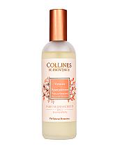 "Parfumuri și produse cosmetice Spray parfumat ""Vanilie și Grapefruit"" - Collines de Provence Vanilla Grapefruit Home Perfume"