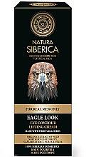 """Parfumuri și produse cosmetice Cremă lifting pentru pielea din jurul ochilor """"Privirea vulturului"""" - Natura Siberica"""