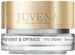 Parfumuri și produse cosmetice Crema contur ochi - Juvena Skin Optimize Eye Cream Sensitive