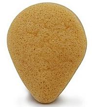 Parfumuri și produse cosmetice Burete pentru curățarea feței, picătură - Bebevisa Less Konjac Sponge