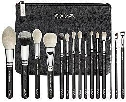 Parfumuri și produse cosmetice Set pensule pentru machiaj, 15 bucăți - Zoeva Luxe Complete Set