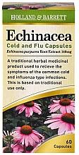 "Parfumuri și produse cosmetice Supliment alimentar ""Echinacea"" - Holland & Barrett Echinacea Cold & Flu 140mg"