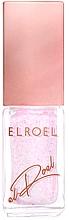 Parfumuri și produse cosmetice Fard lichid cu glitter pentru pleoape - Elroel Glitter Dazzling Eye Glitter