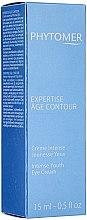 Cremă de întinerire pentru zona ochilor - Phytomer Expertise Age Contour Intense Youth Eye Cream — Imagine N1