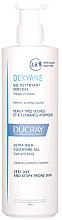 Parfumuri și produse cosmetice Gel hidratant de duș - Ducray Dexyane Gel Nettoyant Surgras