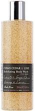 Parfumuri și produse cosmetice Bath House Cuban Cedar & Lime - Gel de duș