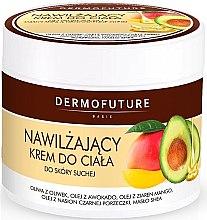 Parfumuri și produse cosmetice Cremă hidratantă pentru corp - DermoFuture Body Cream