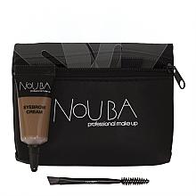 Parfumuri și produse cosmetice Set pentru sprâncene - Nouba Brow Imprower Set