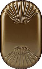 Parfumuri și produse cosmetice Săpunieră, 88032, aurie - Top Choice