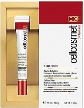 Parfumuri și produse cosmetice Balsam-filler celular pentru conturul feței și al buzelor - Cellcosmet Cellfiller-XT