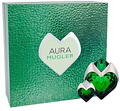 Parfumuri și produse cosmetice Thierry Mugler Aura Mugler Eau de Parfum - Set (edp/50ml + edp/5ml)