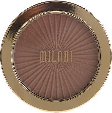 Bronzer pentru față - Milani Silky Matte Bronzing Powder