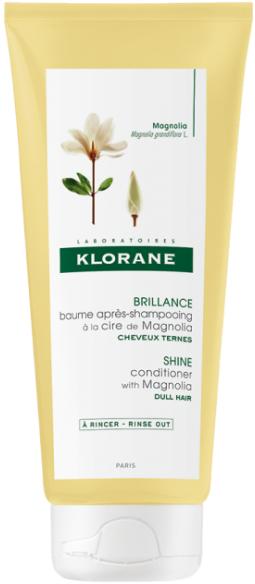 Balsam pentru păr - Klorane Shine Conditioner With Magnolia — Imagine N1