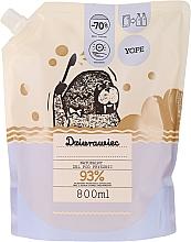"""Parfumuri și produse cosmetice Gel de duș """"Sunătoare"""" - Yope St.Johns Wort Shower Gel (doypack)"""